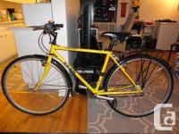 Selling an adult size hybrid 21 speed in great