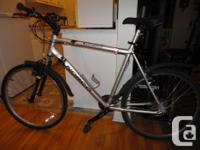 Selling an adult size NORCO 24 speed mountain bike with
