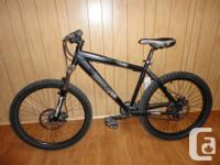 Selling an adult size NORCO RIVAL mountain bike in