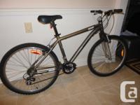 Selling an adult size REEBOK 21 speed mountain bike in