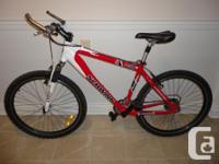 Selling an adult size SCHWINN 21 speed mountain bike in
