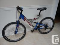 Selling an adult size TREK 21 speed full suspension