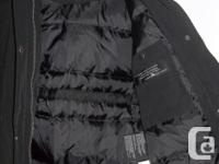 Brand new!!! Adventure parka for kid ,by Hudson's Bay