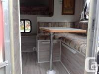 2000 Adventurer 8 ft camper, fits shortbox truck. North