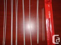 AERO Knitting Sock Needles - Double Pointed - 6mm & 2mm