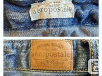 Aeropostale Jeans - size: women's 3/4 short - style: