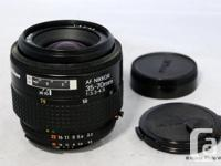 - This hardly utilized lens is in terrific shape and