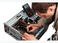 Hi, I am offering competitively priced computer repairs
