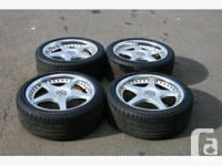 AFTERMARKET RIMS & TIRES .For Nissan, Honda, Toyota,