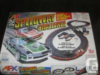 Marketing Utilized Irwin AFX Speedway Difficulty
