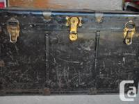 I HAVE A HUGE VARIETY OF VERY OLD LUGGAGE, VALISES,
