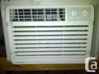 LIKE NEW Danby 5050 BTU/hr air conditioner.  HAS ONLY