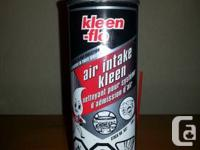 I have one spray could of Kleen-flo Air Consumption