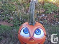 Everybody needs airbrushed pumpkins this Halloween!!