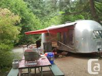 yes 1962 registered Airstream landyatch overlander, 27