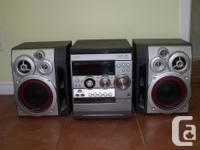 AIWA NSX-D70 Digital Audio System & Remote Control