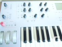 Alesis Ion Synthesizer. Good condition. Located in