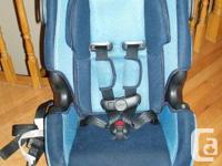 1. ALFA OMEGA TM Baby Car Seat in excellent condition -