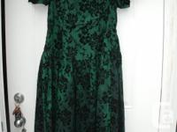 never worn, ALFRED ANGELO Vintage Prome Dress, Party