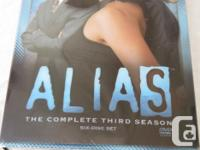 This is for the boxed set of ALIAS Season 3 set of 6