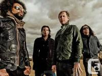 One pair of tickets available for:   ALICE in CHAINS at