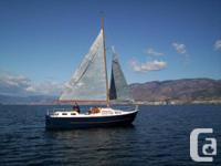 Selling the Rock & Roll sailboat. 30ft. x 8ft. has two