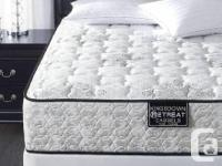 All Brand New Wide Selection of Queen Size Mattresses