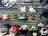 JUNE 1, 2018 TO JUNE 16, 2018 ALL IN-STOCK HELMETS 25%