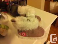 All kinds of baby shoes all in very good shape my baby