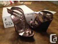4 Beautiful Pumps or Open-Toe Sandals and All Very