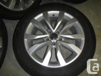Wheels Package for Volkswagen OEM ALLOY Rims 5 Bolt