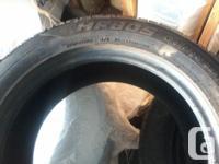4 allseason tires, have 6 mm tread depth. Brands are