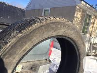 4 Bridgestone all season tires with approximately 30%