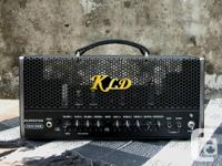 Distributor of KLD products: All Tube Guitar Amps,