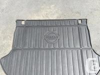 Weather Tech all weather floor mats for front and back