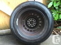 In excellent condition, , at least 98% of tread life