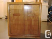 All Wood, Child's Bedroom Set, Great Condition all new