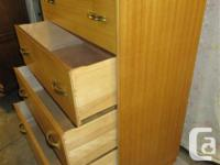 "THIS CHEST IS 30"" WIDE, 19"" DEEP AND 45"" HIGH. IT HAS"