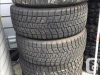 Here is a set of arguably the best winter tires money