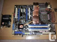 I am selling some PC parts. Everything is in working