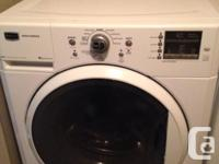 Maytag 2000 series washer/dryer. Only 1.5 years old,