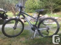 Great bike for the price, bought for my horse riding