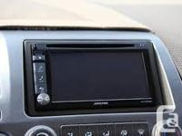 Alpine IVE-W535HD double din/ DVD/ GPS 6.1 WVGA for sale  Ontario