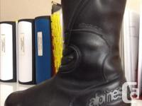 Alpinestars (Stage) - Size 42 - Gore-Tex Black Worn 1/2