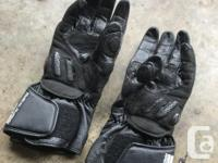 Selling my Alpinestars SP-2 Gloves - Size Large -