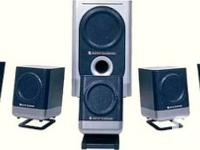 Altec Lansing speaker system in perfect condition. No