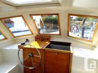 Fantastic live-aboard Yacht. 42 foot centre cockpit