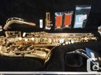 I have some good brands used saxophone for sale,