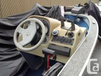 Alumacraft Fishing Watercraft available for sale.  16'