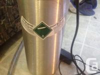 Hey, Im selling one of my co2 tanks, It is brand new for sale  British Columbia